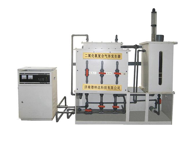 中型二氧化氯发生器