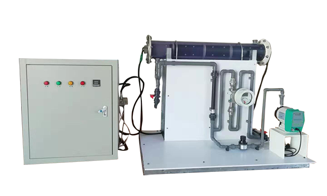 全自动电解食盐次氯酸钠发生器